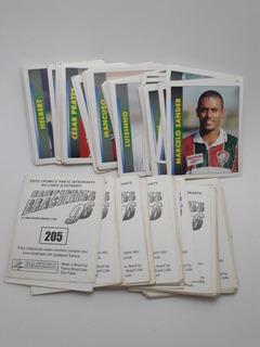 Figurinhas/ Cards - Campeonato Brasileiro 96 - Panini