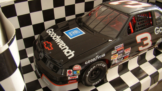 Ertl Chevy Lumina Goodwrench Nascar Stock 1/18 Burago Kyosho