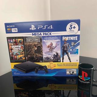 Ps4 1tb Mega Pack