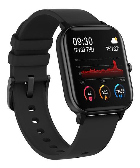 Smartwatch Colmi P8 Fitness Tracker Esportivo Preto