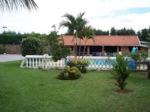 Chácara Com 5 Dormitórios À Venda, 3507 M² Por R$ 2.100.000,00 - Morada Das Fontes - Itatiba/sp - Ch0131