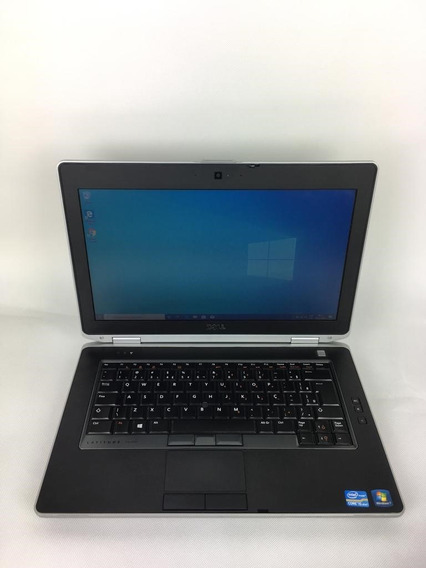 Notebook Dell E6430 I5 8gb 256gb + Nf + Garantia