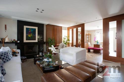Casa Com 4 Dormitórios À Venda, 310 M² Por R$ 1.520.000,00 - Vila São Francisco - São Paulo/sp - Ca1020