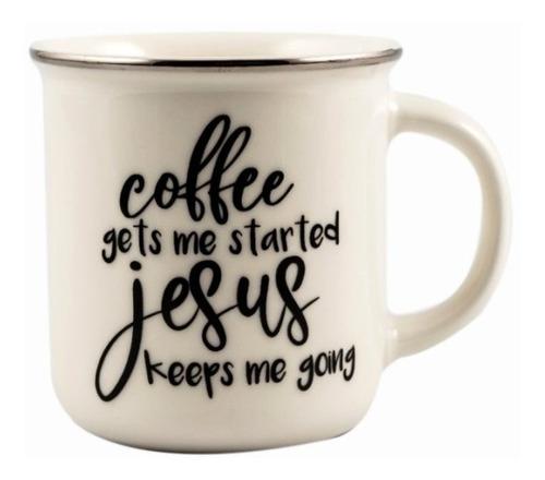 Mug Expressions Tt Gb057-e0137 Coffee 365ml En Cerámica