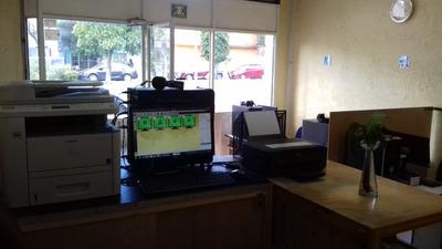Ciber Cafe Completo Super Oferta Remato En Df