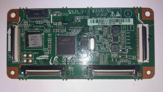 Placa Controladora ( T-con) Da Tv Sansumg Pl43e400u1g