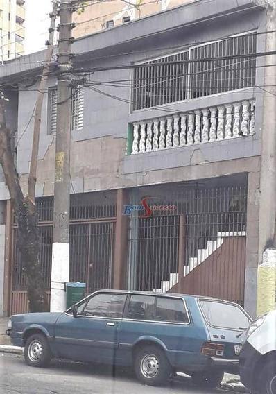 Terreno Residencial À Venda, Jardim Vila Formosa, São Paulo. - Te0370
