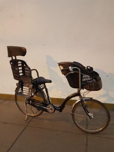 Imagen 1 de 3 de Vendo Mi Bicicleta Familiar  Traída De Japón Yokohama 26