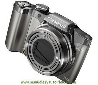 Camara Olympus Sz 30mr Impecable 24x De Zoom Flach Potente