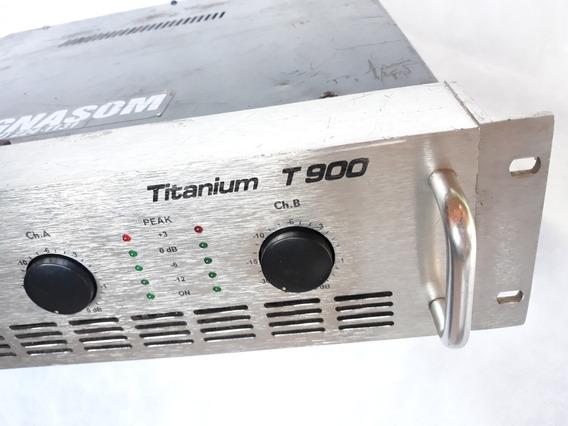 Potência Cygnus Titanium T900 (excelente Estado)envio Imedio