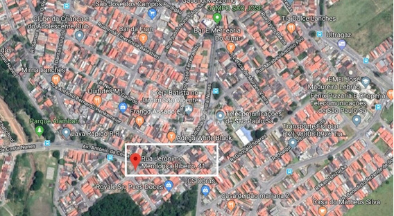 Rua Jeronimo Mendonca Ribeiro, Campos De Sao Jose, São José Dos Campos - 190136