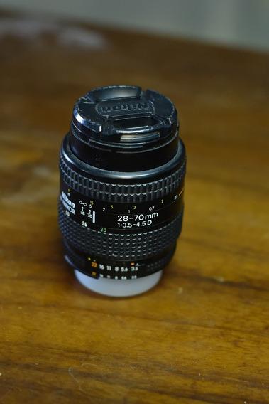 Lente Nikon 28-70