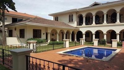 Vendo Casa Espectacular En Begonia, Costa Del Este 17-5065