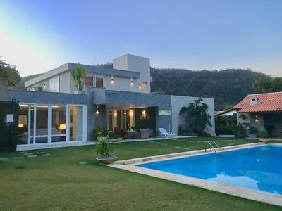 Casa Em Itacoatiara, Niterói/rj De 386m² 5 Quartos À Venda Por R$ 4.950.000,00 - Ca216927