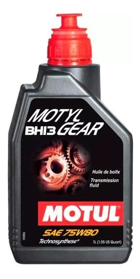 75w80 Motul Óleo De Câmbio Motylgear 1l (semi-sintético)