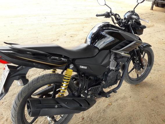 Yamaha Fazer 150 17/18