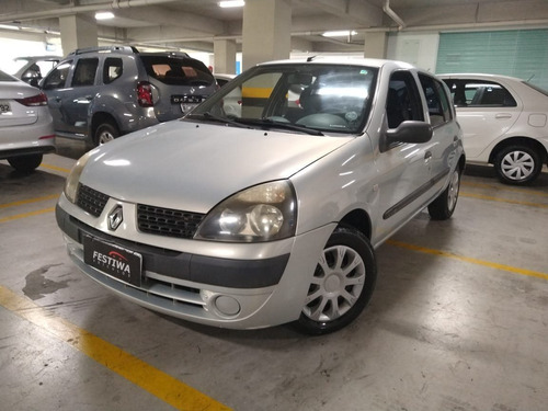Renault Clio 1.0 Expression 8v Gasolina 4p Manual