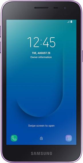 Celular Liberado Samsung Ung J2 Core Sm-j260m 5 Violeta
