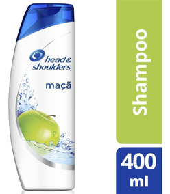 Shampoo Head & Shoulders Anticaspa Maçã Feminino 400 Ml
