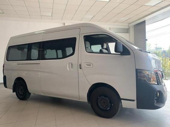 Nissan Urvan 4p Amplia L4/2.5 Man 15/pas P/seg