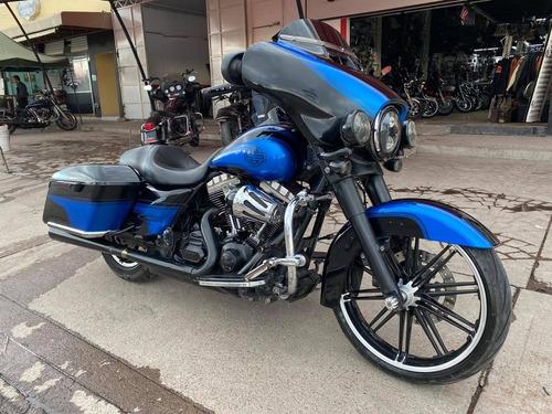 Imagen 1 de 7 de Harley Davidson Street Glide 2014 Nacional