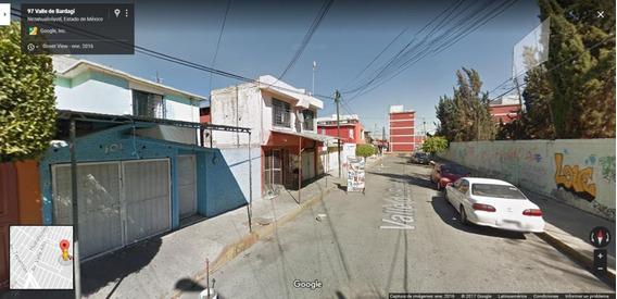 Excelente Oportunidad Casa En Remate Valle De Bardagui En Aragon Nezahualcoyotl
