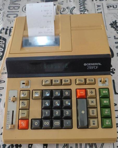 Calculadora General 2118 Semi-nova Revisada
