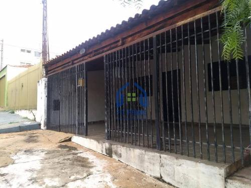 Casa Com 2 Dormitórios À Venda, 88 M² Por R$ 220.000 - Parque Residencial Joaquim Nabuco - São José Do Rio Preto/sp - Ca2573