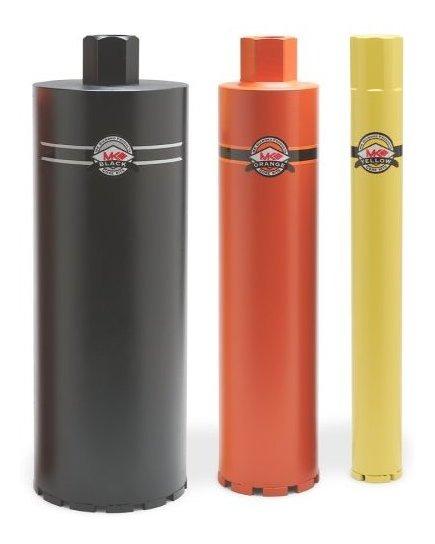 Mk Diamond 15638121/4-inch Negro Supreme Grado Core B