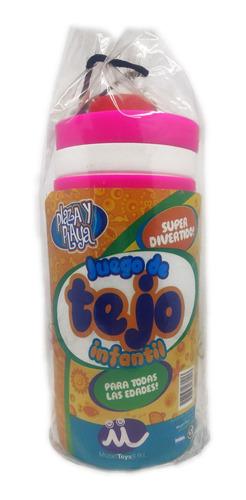 Imagen 1 de 2 de Juegos De Tejo Infantil