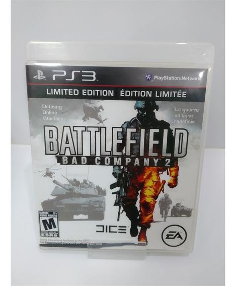 Battlefield Bad Company 2 (seminovo) - Ps3