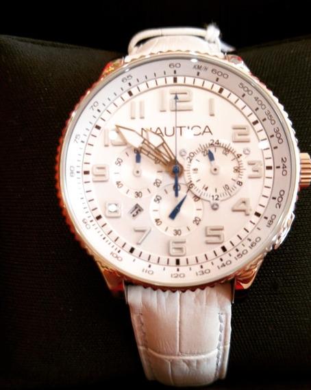 Relógio Nautica Feminino Branco