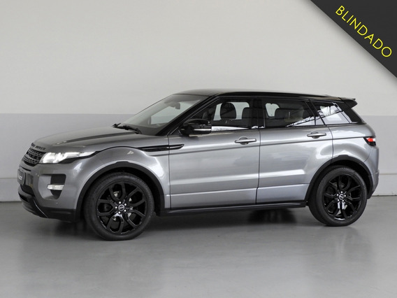 Range Rover Evoque Dynamic Blindado 2.0 Turbo 4p Automátic