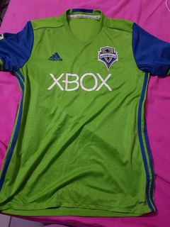 Camisa Seattle Sounders 2016 #2 Dempsey