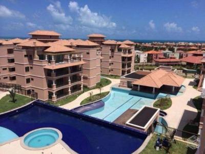 Apartamento Com 2 Dormitórios À Venda, 68 M² Por R$ 410.000 - Porto Das Dunas - Aquiraz/ce - Ap2524