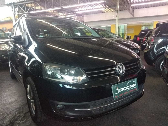 Volkswagen Spacefox Sportiline 2012