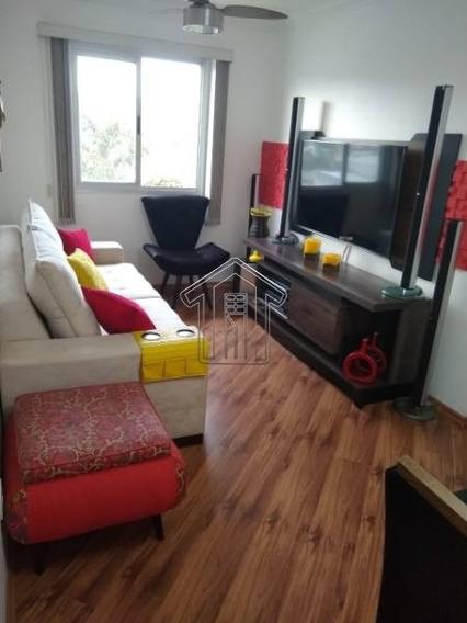 Apartamento Em Condomínio Padrão Para Venda No Bairro Jardim Estrela, 2 Dorm, 1 Vagas, 52,00 M - 11287gi