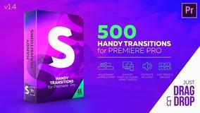 Transições, Luts & Youtube Pack - Premiere Pro Cc 2019