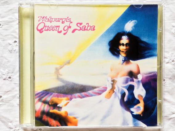 Cd Walpurgis - Queen Of Saba