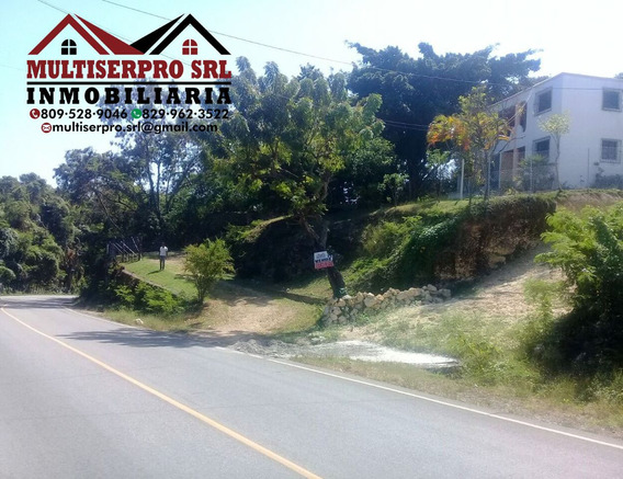 Se Vende Edificio De 3 Aptos Cerca De La Playa De Najayo