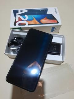 Samsung Galaxy A20 Libre. 1 Mes De Uso. Nuevo. No Enciende
