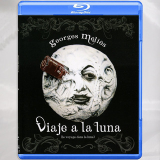 Viaje A La Luna - Voyage To The Moon Blu-ray Región A