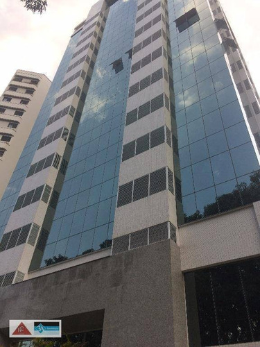 Sala Para Alugar, 31 M² Por R$ 1.600/mês - Tatuapé - São Paulo/sp - Sa0564