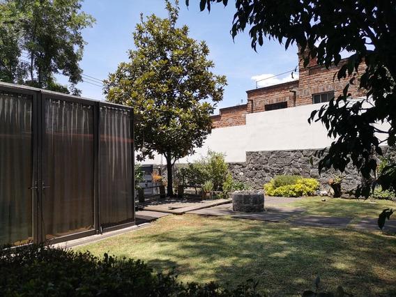 Hermosa Casa En San Jerónimo Con Gran Jardín (3 Habit.)