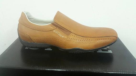 Zapato De Vestir Stone 100% Cuero Art 1415