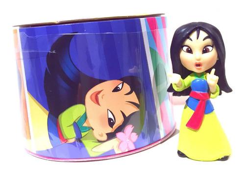Disney Princesas Mulán  Figura Importada Nueva
