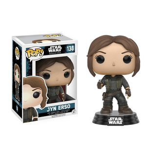 Funko Pop Jyn Erso 138 - Star Wars - Muñeco Original