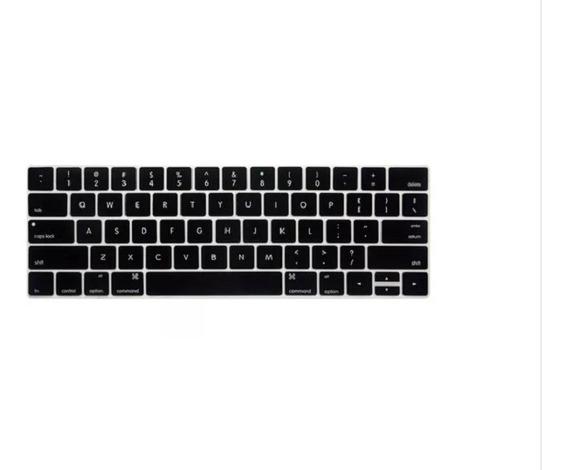 Proteção Película Teclado Macbook Touch Bar Ou New Air 13.3