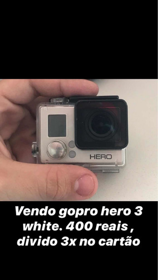 Vendo Gopro Hero 3 White