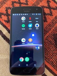 Celular Motorola Motog 5 Plus - 32 Gb - Gris Plomo